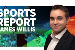 Sports Update with James Willis