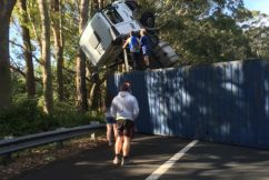 Trucks labelled most deadly workplace