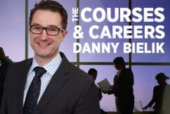 The Courses and Careers Show with Danny Bielik