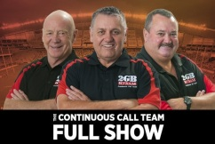 Continuous Call Team: Full Show – Saturday September 30