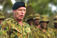 Former Major General says we must 'wait' patiently