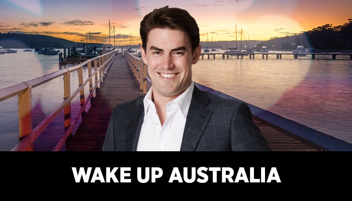 Article image for Wake Up Australia 18th October