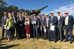 Team QLD Rolls into Canberra