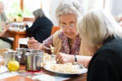 Aged Care Menu for $6-a-day