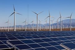 Outrageous incentives for renewables