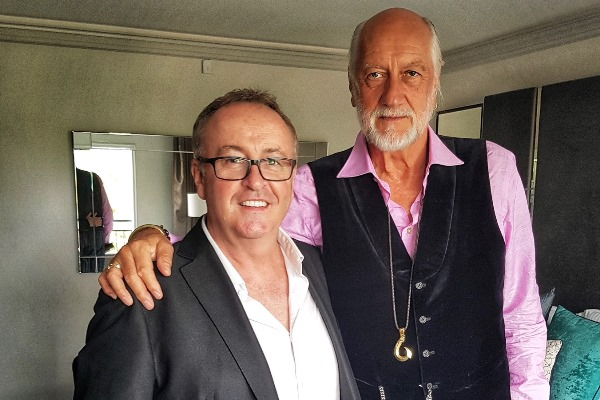 "Article image for Music superstar Mick Fleetwood will ""rock 'til he drops"""