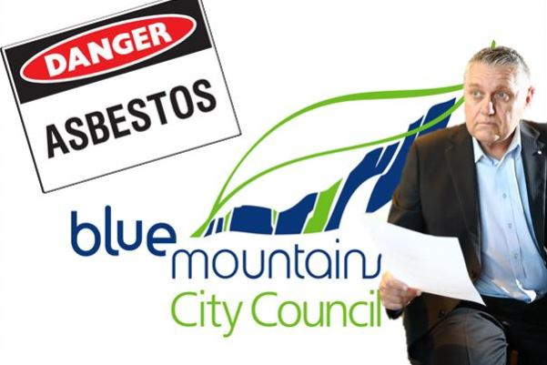 Article image for Blue Mountains Council to be suspended over asbestos scandal