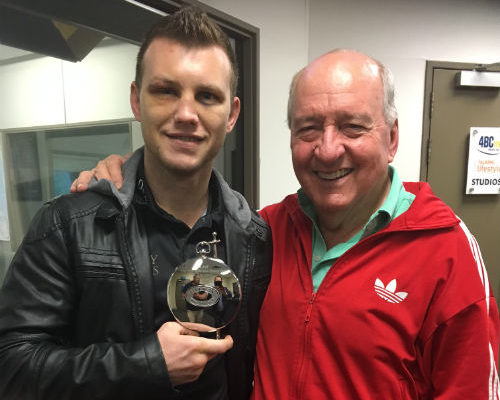 Article image for Boxing champ Jeff Horn releases autobiography