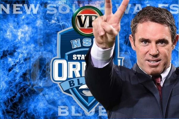 Article image for NSW announces Brad Fittler as new Origin coach