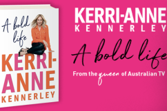 Kerri-Anne Kennerley relives the moment she almost shot her husband