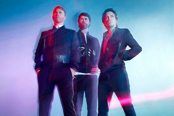 Article image for Take That is back! The legendary boy band joins Alan in studio