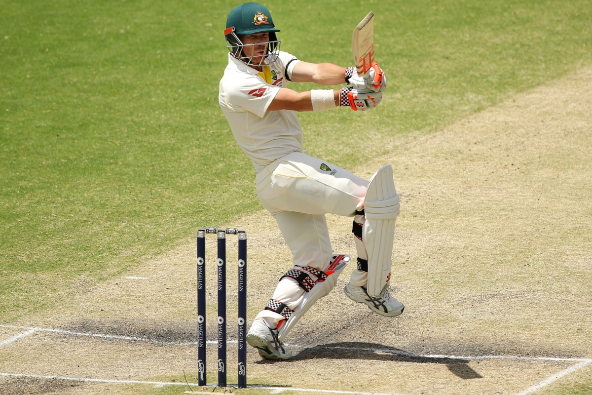 Article image for Australia cruise to huge win in Ashes opener