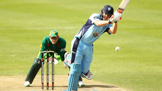 Article image for Nic Maddinson one of the most talented cricketers in Australia, according to Greg Matthews