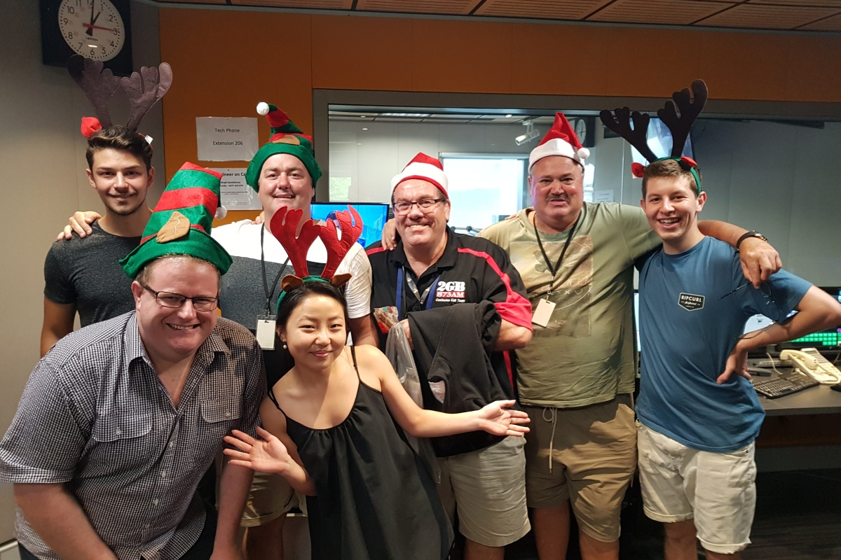 Article image for Merry Christmas from The Continuous Call Team