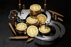 Sex, Drugs and Bitcoin: Cryptocurrency used to finance illegal activity