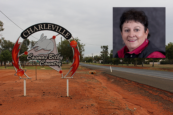 Article image for Outback town celebrates major anniversary in wrong year