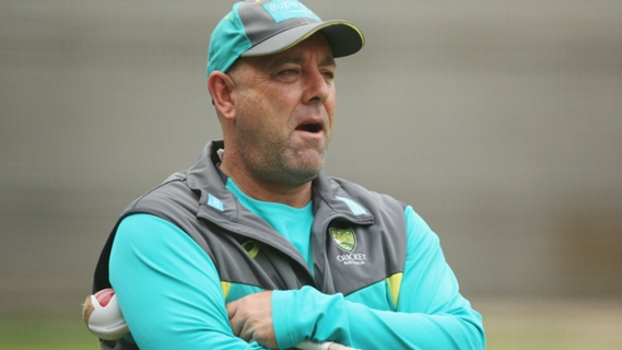 Article image for Lehmann to step down after 2019 Ashes