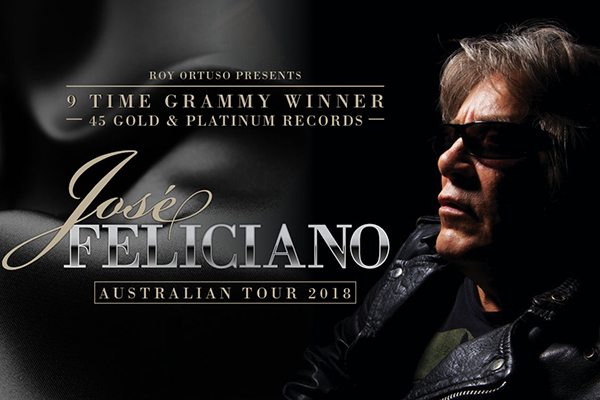 Article image for Jose Feliciano talks to Chris Smith ahead of Australian tour and Feliz Navidad