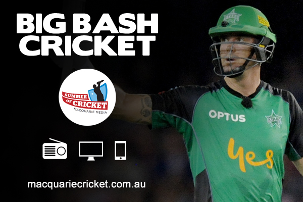 Article image for Melbourne Stars (and Stoinis) fall short in Big Bash opener