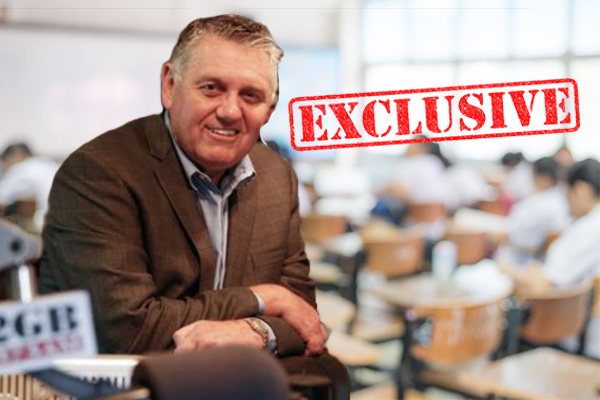 Article image for EXCLUSIVE: Ray Hadley speaks with ex-partner of teacher who had sex with student