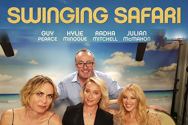 Article image for Chris Smith chats with the stars of Swinging Safari