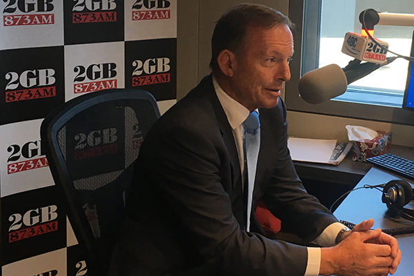Article image for Tony Abbott admits he still has eyes for top job: 'Let's just see how things work out'