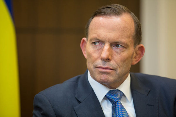 Article image for Tony Abbott: 'There is no doubt people are waking up to minor parties'