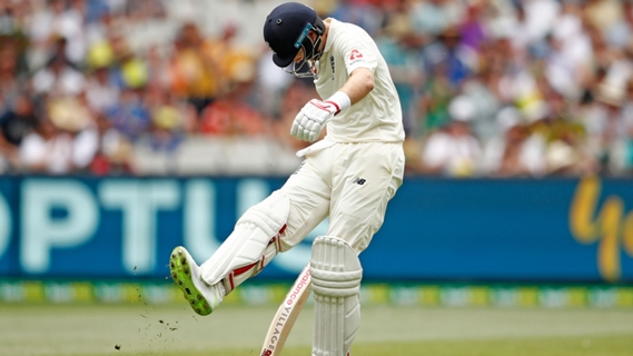 Article image for Root fails to convert again as England near lead