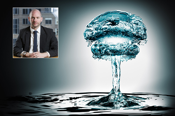 Article image for The cost of water is set to explode