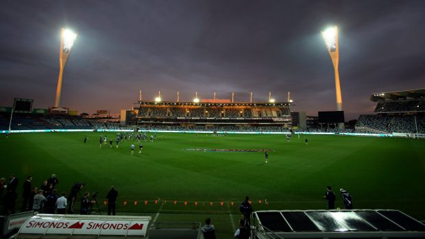 Article image for GMHBA Stadium gets Dean Jones' tick of approval