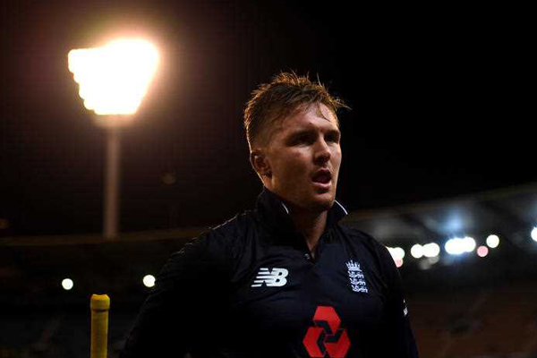 Article image for Records tumble: Jason Roy blasts England to victory in first ODI