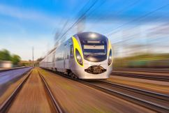 New plans for fast rail could halve travel time
