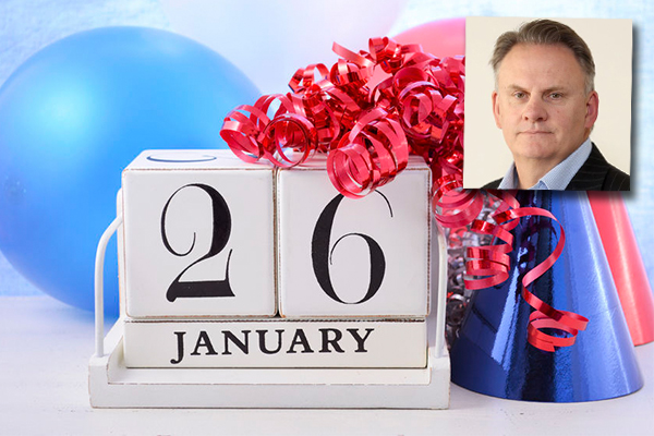 Article image for Australia Day under threat   Latham says 'there was no invasion'