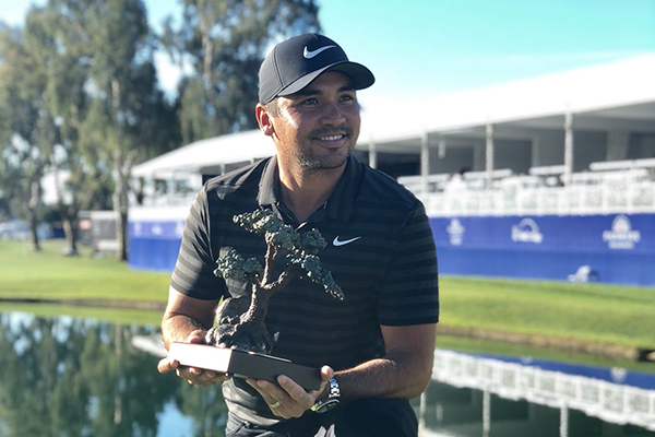 Article image for He's back! Jason Day breaks PGA Tour drought