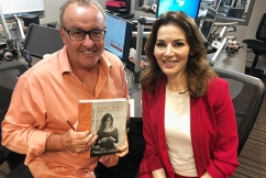 Nigella Lawson joins Chris Smith live in studio