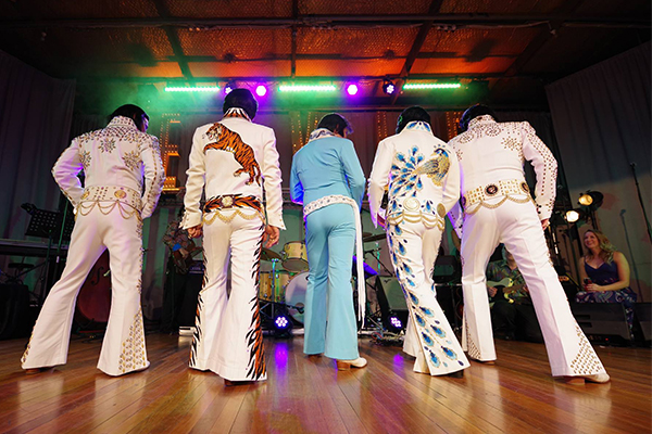 Article image for Parkes Elvis Festival: A tribute to the king