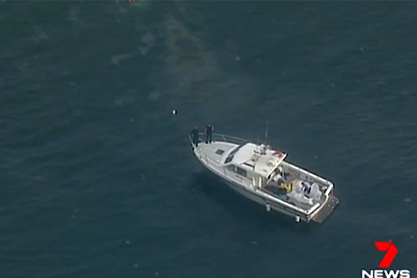 Article image for Six killed as seaplane crashes into Hawkesbury River