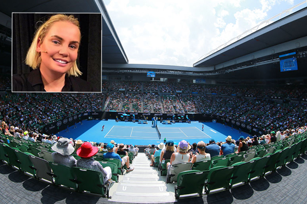 Article image for Jelena Dokic says injuries in sport are inevitable