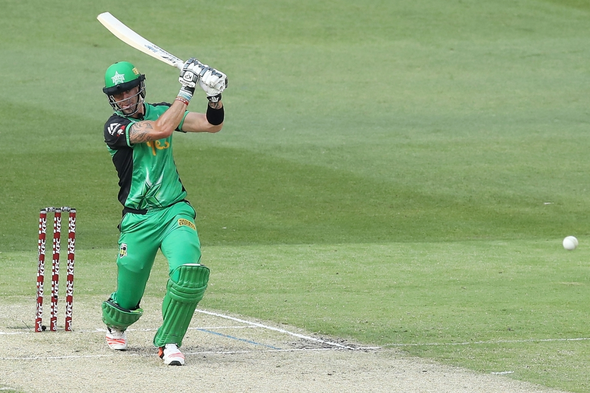 Article image for Pietersen helps Stars shock Hurricanes in final game