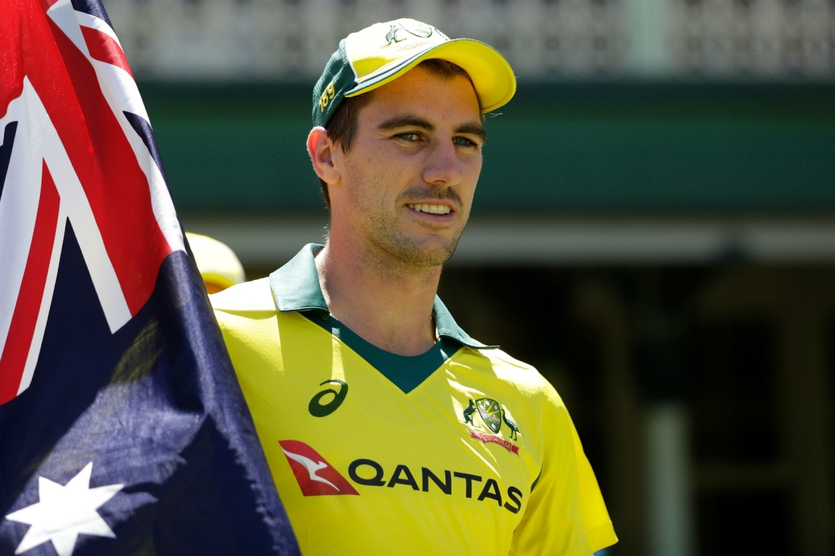 Article image for Cummins ruled out of final ODI