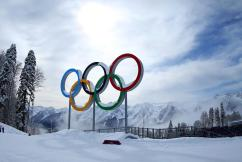 No clean sweep at the winter games