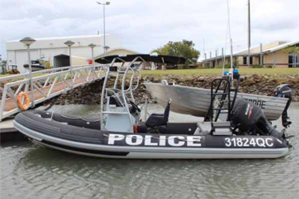 Article image for Police find body of man floating in Brisbane River