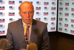 Peter Dutton detects mood shift in QLD as election looms