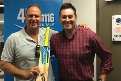 A surprise from Matthew Hayden