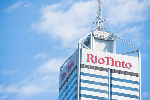 Article image for Rio Tinto pays record dividend after massive rise in profit