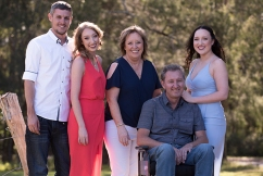 Ray Hadley suprises MND sufferer with an incredible gift!