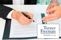 Legal advice with Turner Freeman: Family law