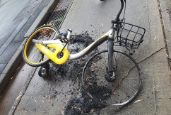 Security expert says share bikes could be used as bombs