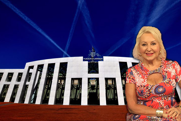 Article image for Smithy's All-Stars: Prue MacSween's plan to end pollies' sexual escapades