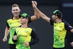 Tye and Stanlake set up Australia's Black Caps rout